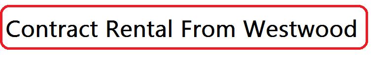 contract rental banner