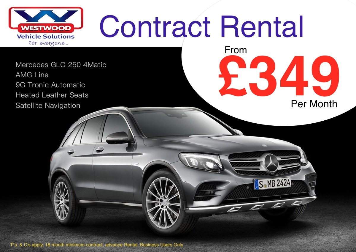 Contract Hire Merc