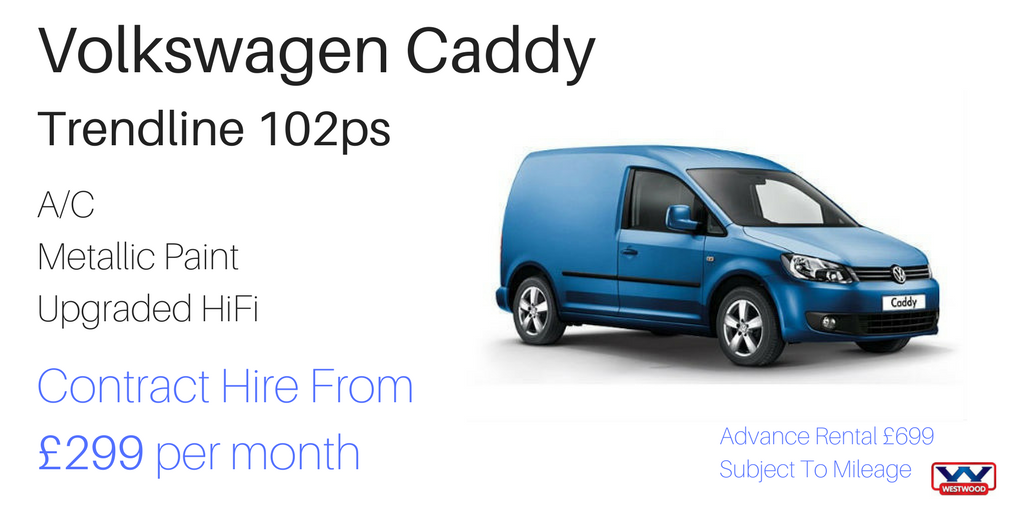 Contract hire Caddy Slide (2)
