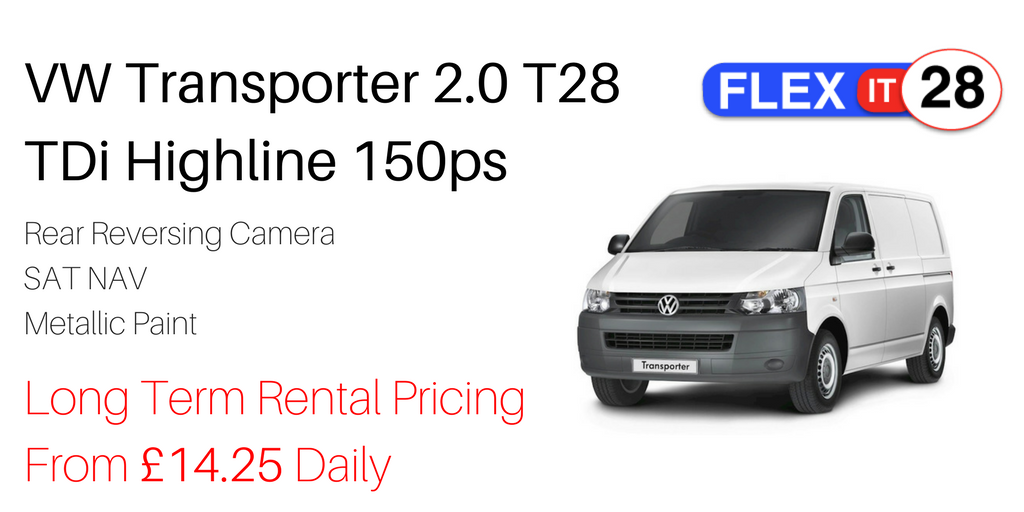 VW Transporter Highline 150ps