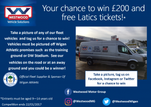 win big with westwood motor group