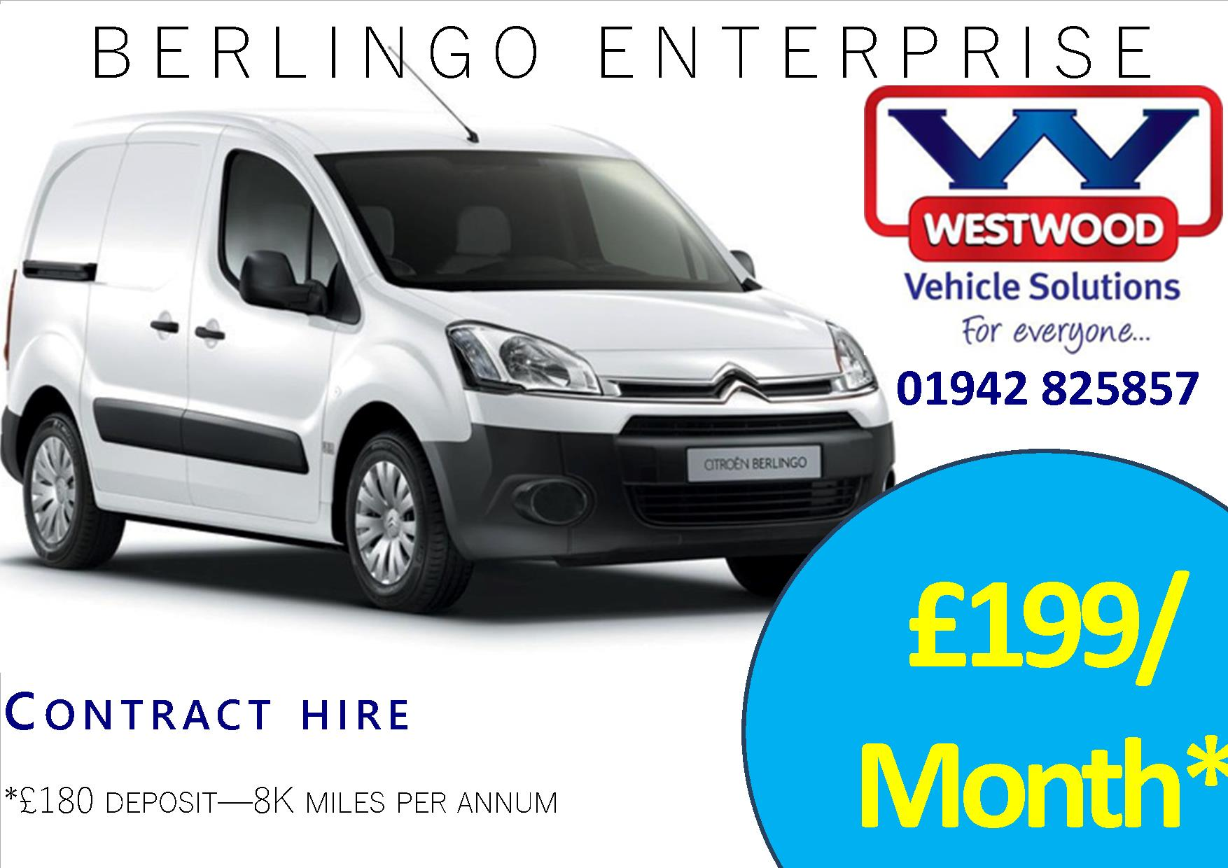 berlingo contract advert