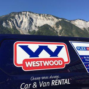 westwood-van