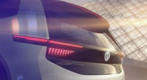 The electric VW concept car is teased