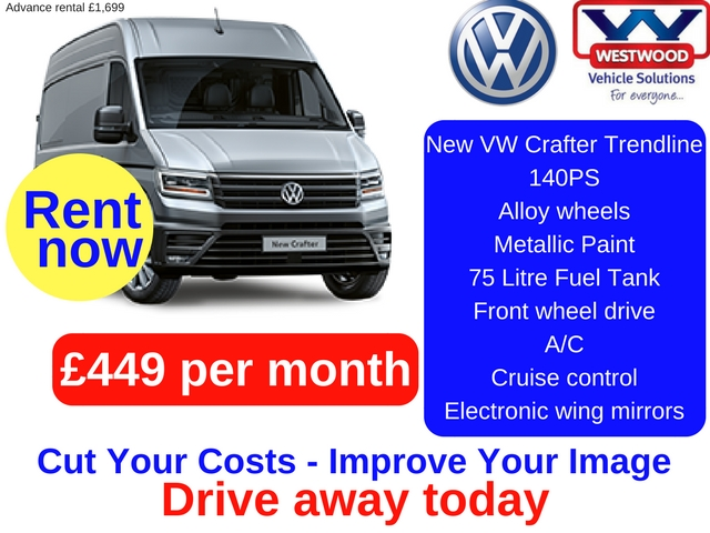 new vw crafter