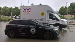 wigan athletic westwood motor group