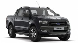 ford ranger rental wigan