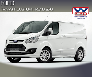 ford transit custom trend 270