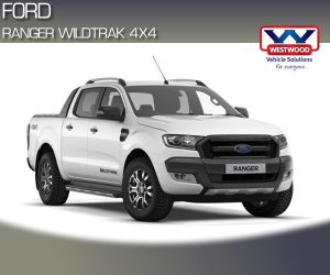 ford ranger wildtrak hire