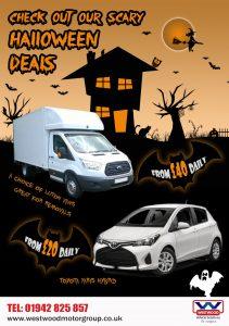 car and van rentals wigan, manchester