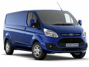 ford transit hire warrington