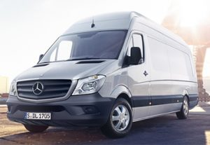 mercedes long wheel base sprinter for hire wigan, bolton, chorley
