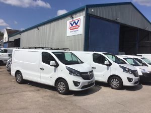 van rental and business lease in wigan