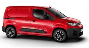 Citroen Berlingo Wigan