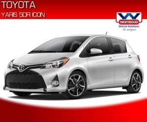 toyota yaris hire