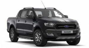 4x4 pickup ford ranger rental wigan