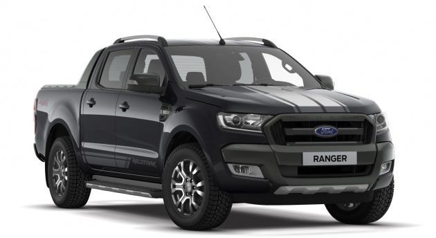 4x4 pickup ford ranger rental wigan