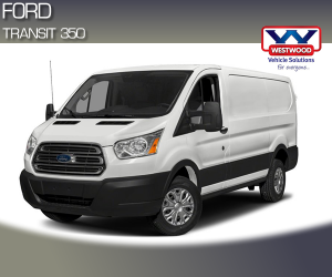 ford transit 350 hire