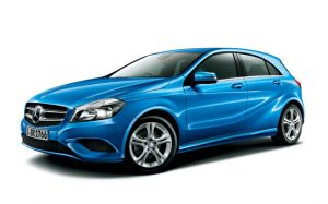 Mercedes A160 Petrol Sport Edition Manual