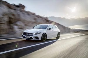 Car Hire Wigan Mercedes A-Class