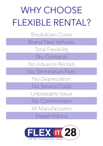 The Benefits Of Flexible Hire