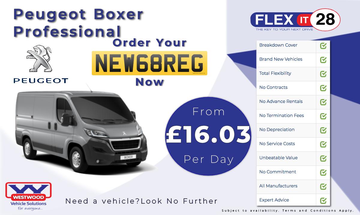 Peugeot Boxer Professional