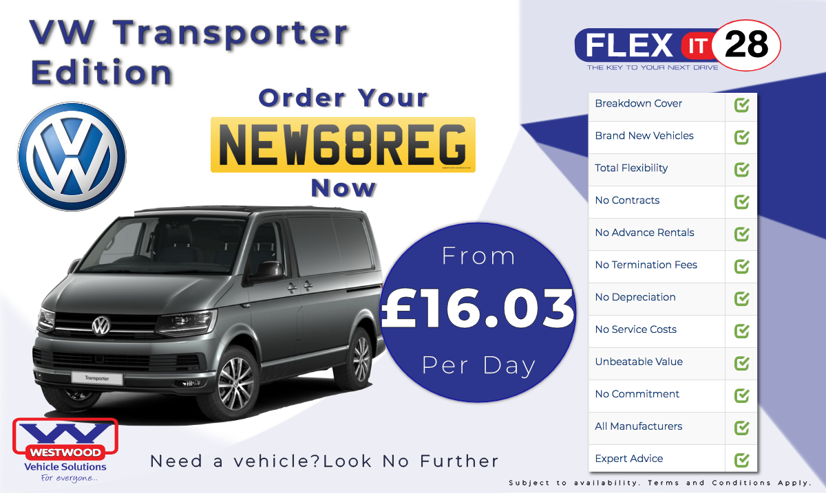 VW Transporter Edition