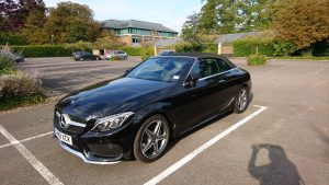 Mercedes Car Hire Wigan