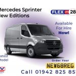 Photos Of New Mercedes Sprinter