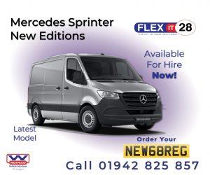 Photos Of New Mercedes Sprinter