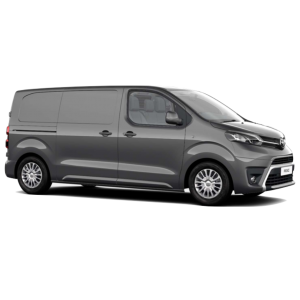 Photos of Toyota Proace MWB