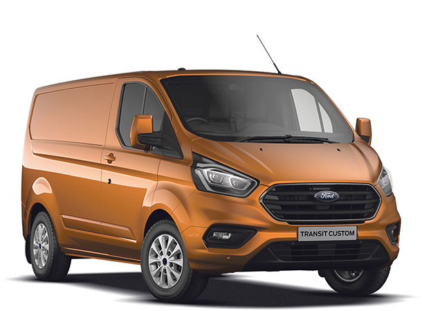 Photos Of Ford Transit Custom