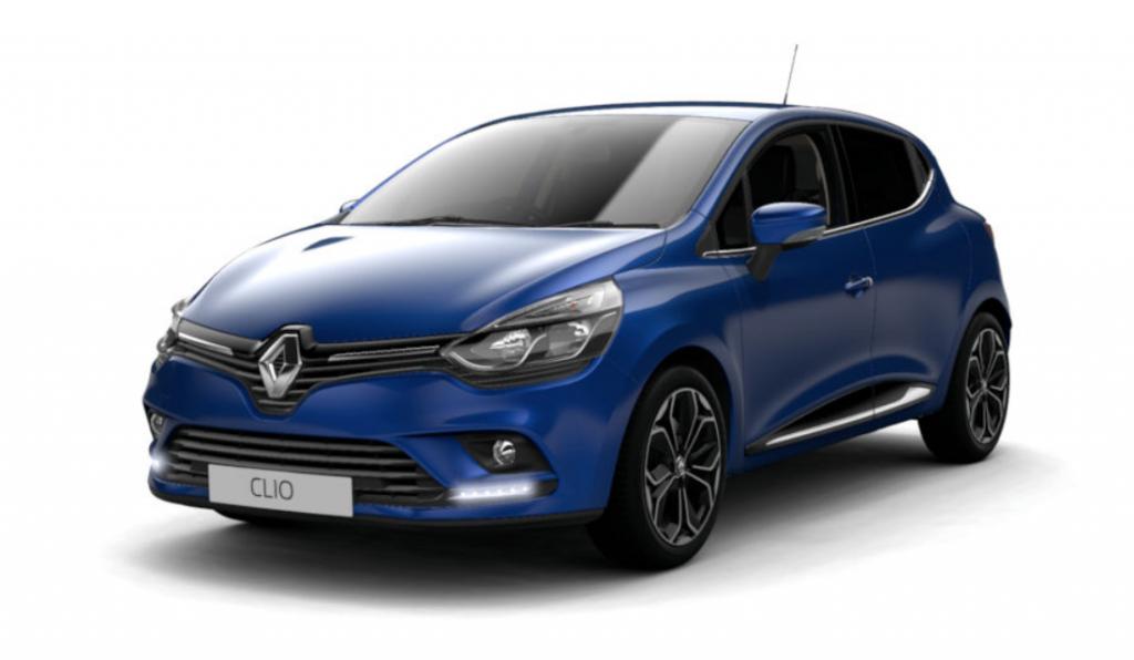 Renault Clio Iconic Wigan Car Hire