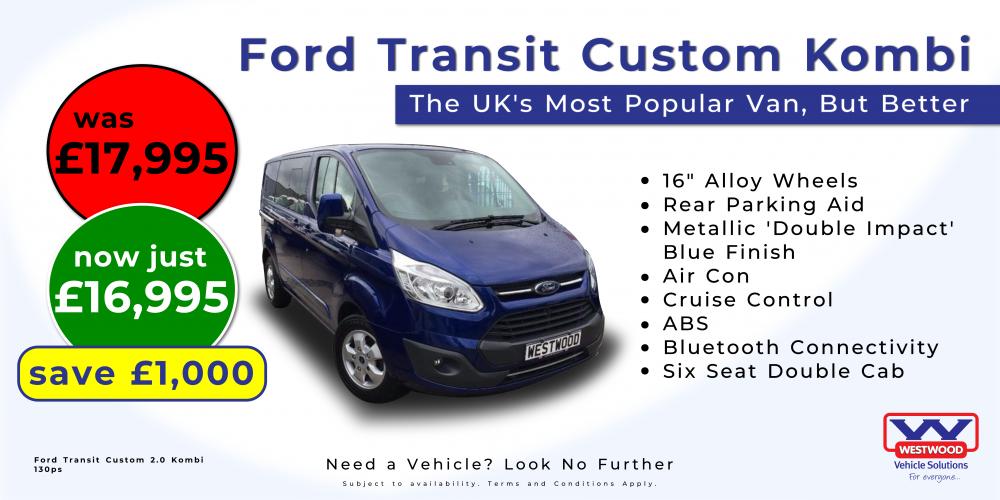 Ford Transit Custom Kombi.v2