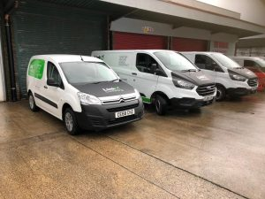 New Vehicle Fleet by Westwood Motor Group