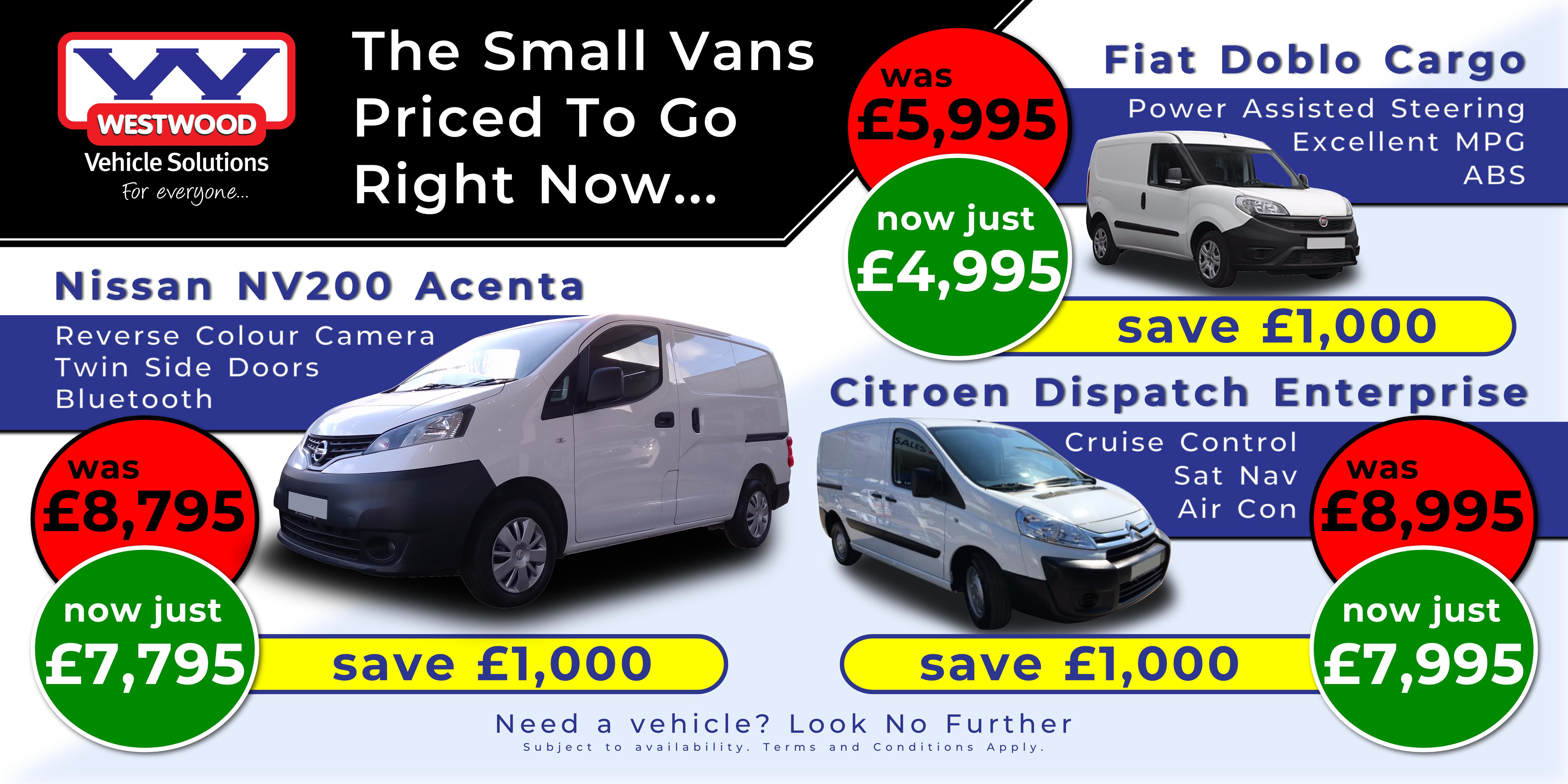 small vans v3