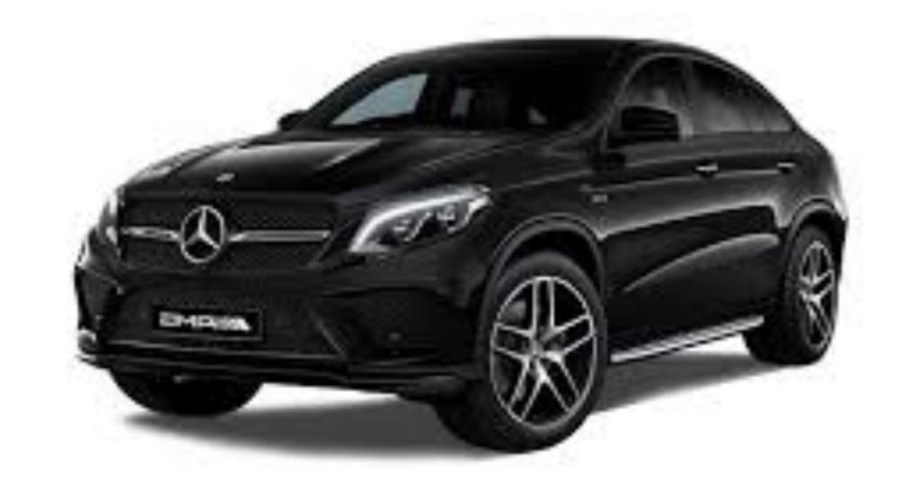 Mercedes GLE Car Hire Wigan
