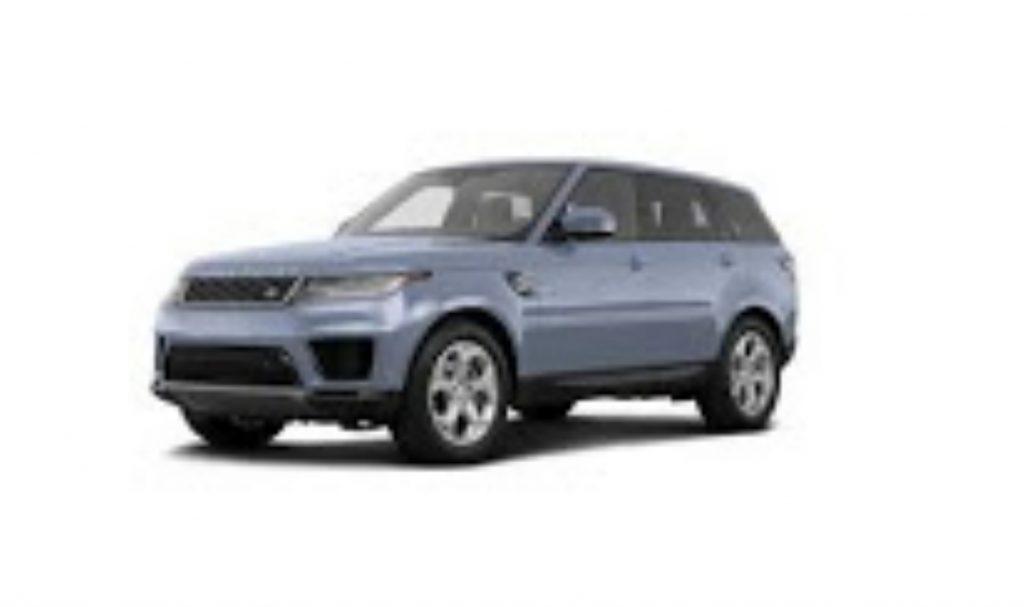 Range Rover Sport Car Hire Wigan