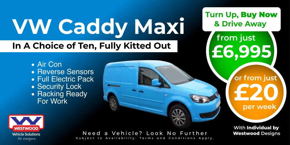 VW Caddy - promo