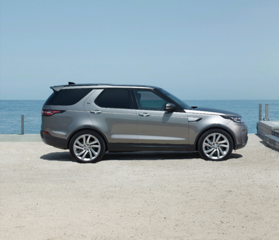 Beat The Taxman With The New Land Rover Discovery Commercial
