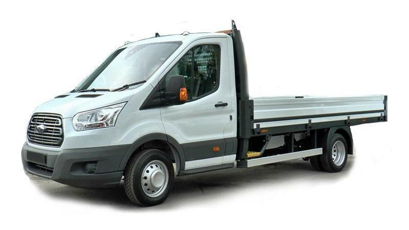 Ford Transit Tipper Hire Wigan