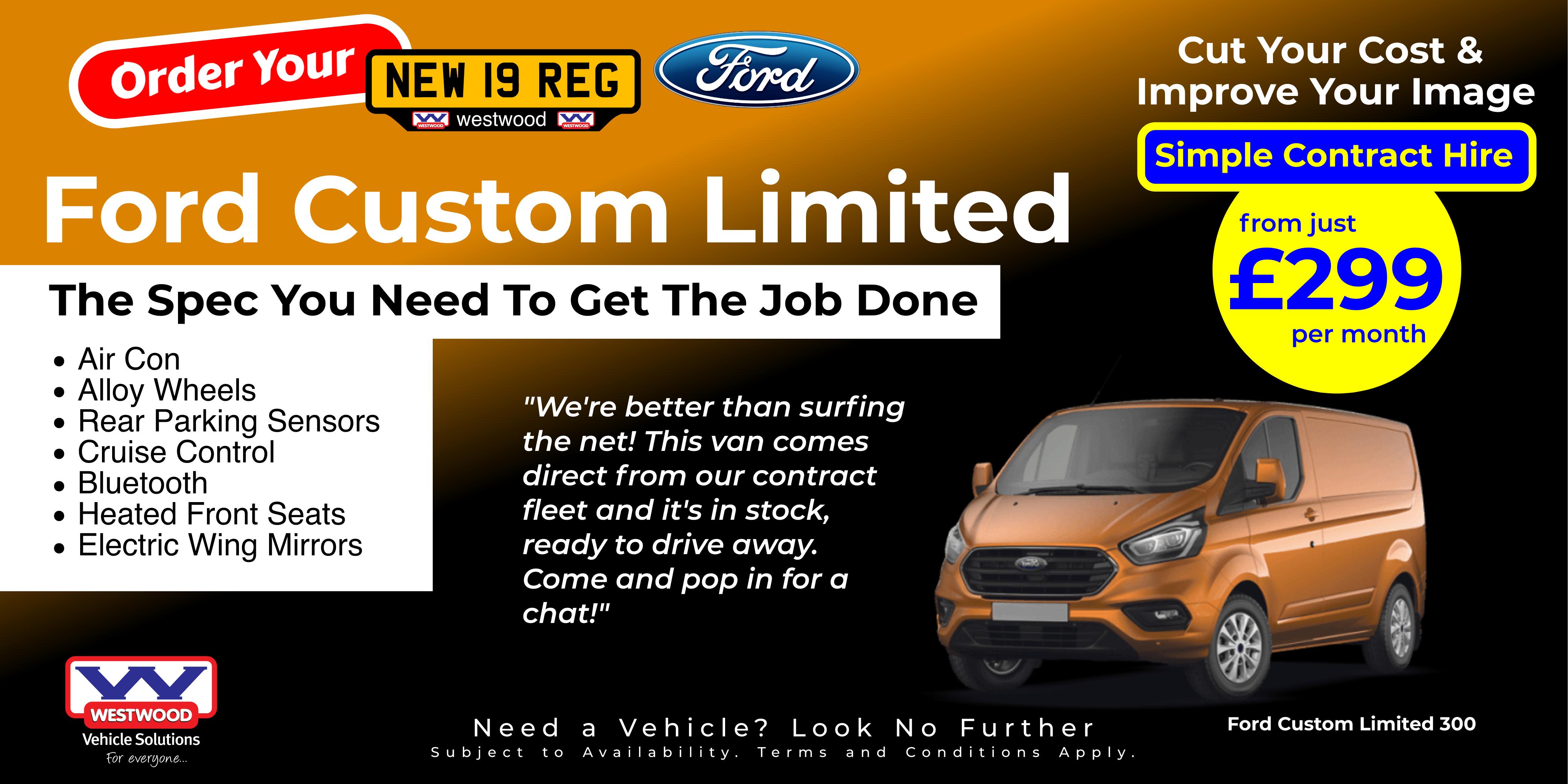 ford custom limited v2