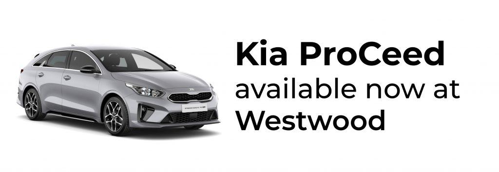 Kia ProCeed - Car Hire Wigan