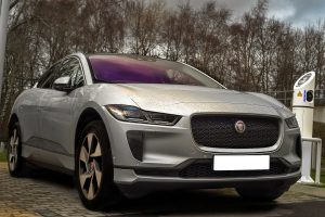 The Incredible Jaguar I-Pace - A Luxury All Electric SUV