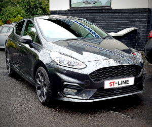 Car Hire Wigan - Ford Fiesta ST-Line