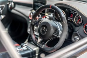 Brand New Mercedes GLA - Prestige Car Hire Wigan