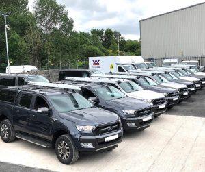Ford Ranger Wildtrak Car Hire Wigan