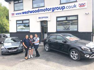 Westwood Car and Van Hire Wigan Joe Seddon