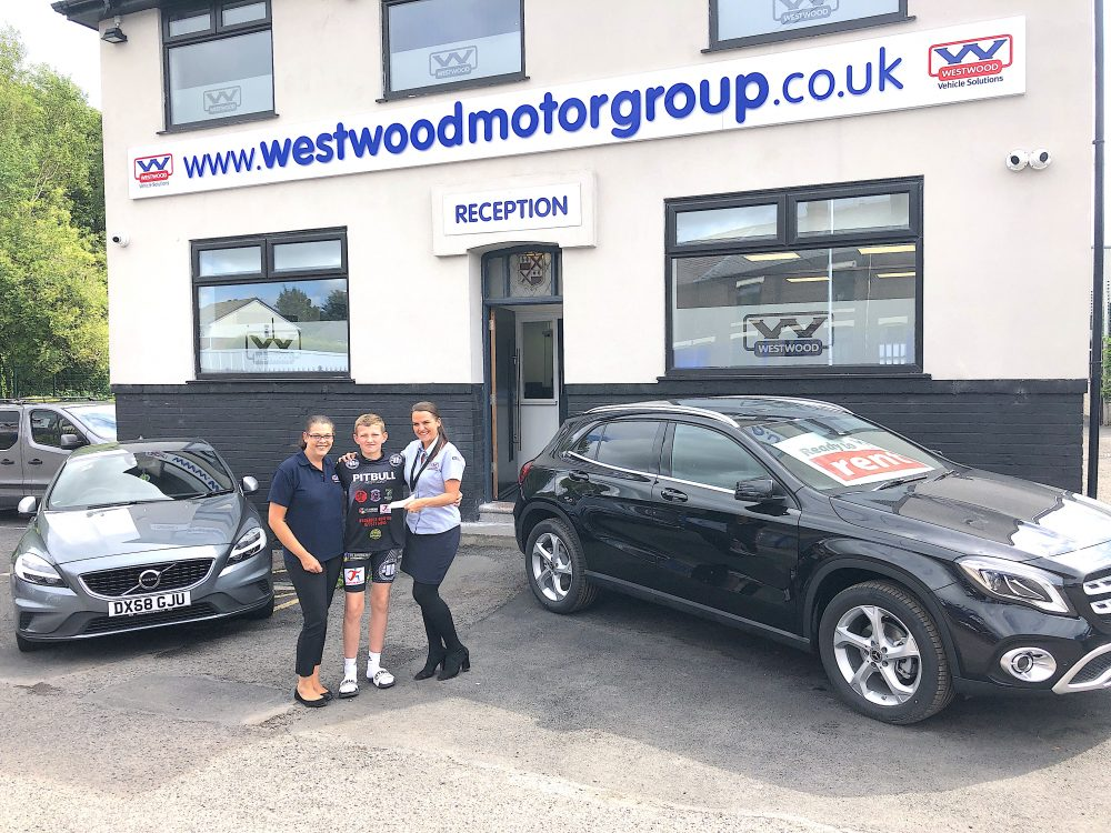 Westwood Car and Van Hire Wigan Joe Seddon
