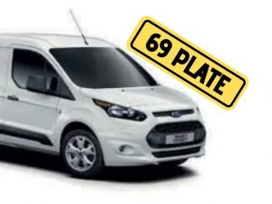 Ford Transit Connect - Van Hire Wigan